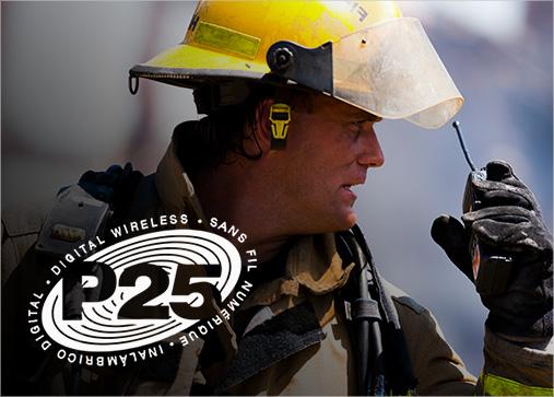 P25 logo for uplink testing