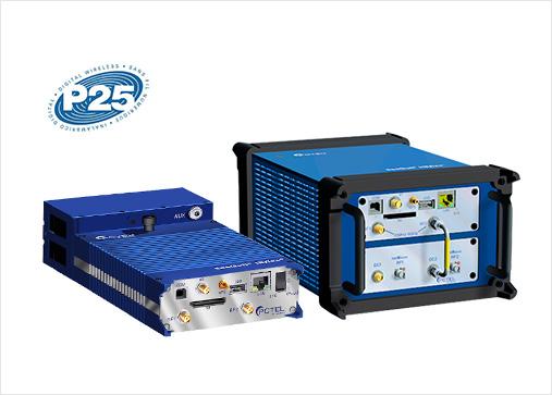 P25 uplink testing